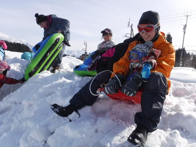 [終了]新潟の雪を堪能する旅<家族ごとに選べる体験!>[現地集合/1泊2日/新潟/募集型企画旅行/旅いくオリジナル/旅行企画・実施:有限会社アウトドアシステム]
