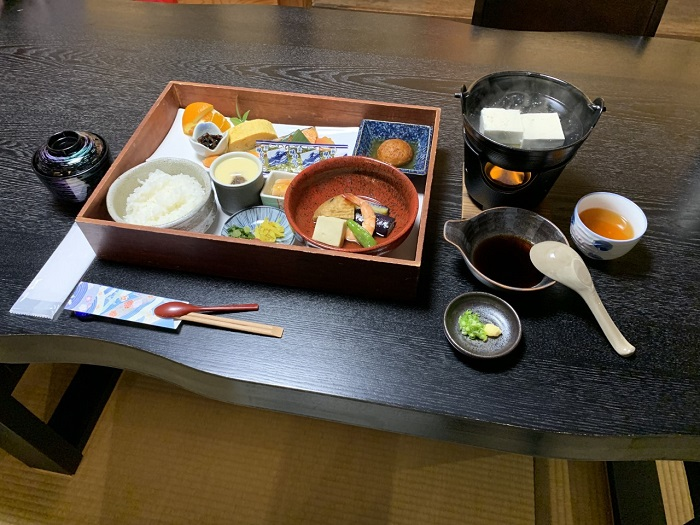姫山茶寮朝食(イメージ)