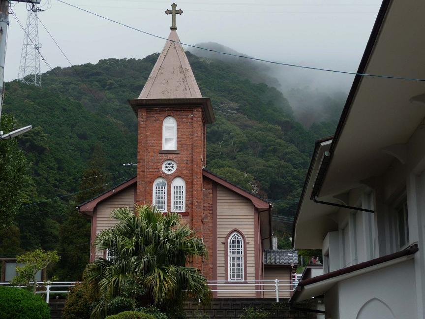 旧鯛ノ浦天主堂
